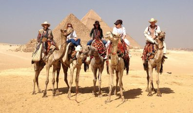 Egypt-Sinai-Jordan – Guided Tours